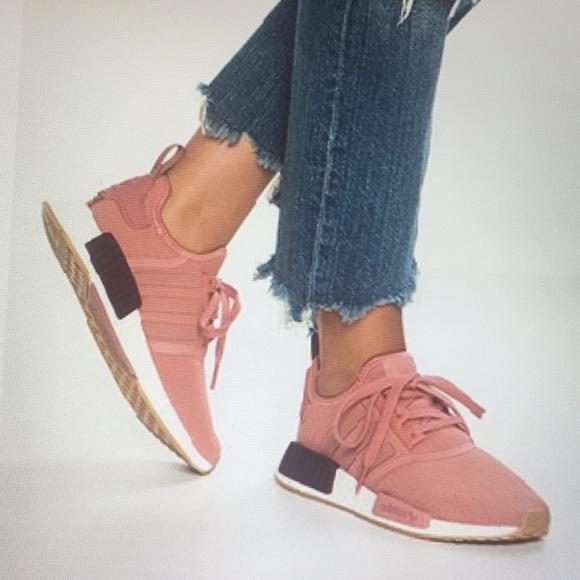 3550e0d94e7 Adidas NMD R1 STLT PInk- NIB -women 8 Boutique